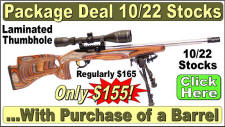 Ruger 10/22 Stock Sale