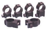 Warne Tactical 30mm Scope Mounting Rings
