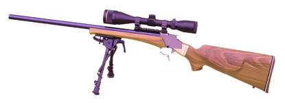 Quigley® Sharps Rifle from Quigley® Down Under