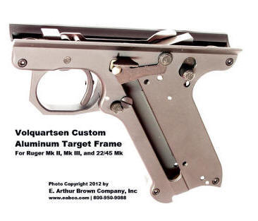 volquartsen custom accessories for ruger 10 22 and ruger mk i ii