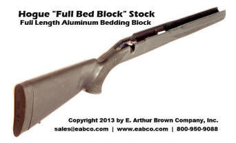 Savage Rifle Gun Stocks from EABCO - Replacement Stocks for