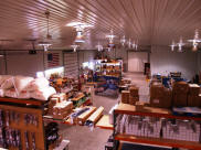 Shop and Warehouse Area of E. Arthur Brown Company