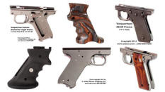 Ruger Mk III Grips and Frames