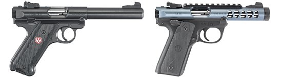 Ruger Mark IV Accessories