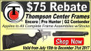 Thompson Center Frame Rebate