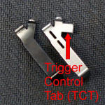 Ghost Rocket Trigger for Glock and Ruger SR9